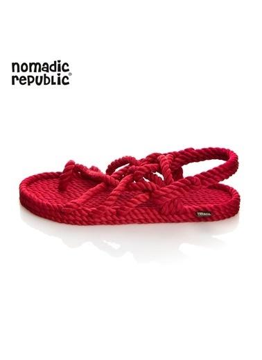 Nomadic Republic Ayakkabı Kırmızı